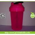 Nouvelle bouteille de plastifiant en plastique avec boule de mélangeur