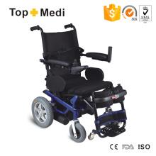 Power Stand up Wheelchair with Legrest Belt