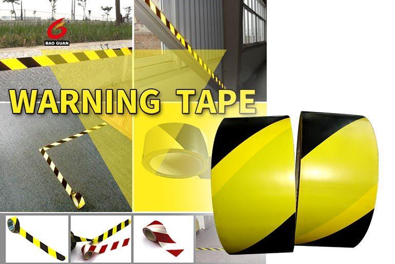 warnig tape usage3