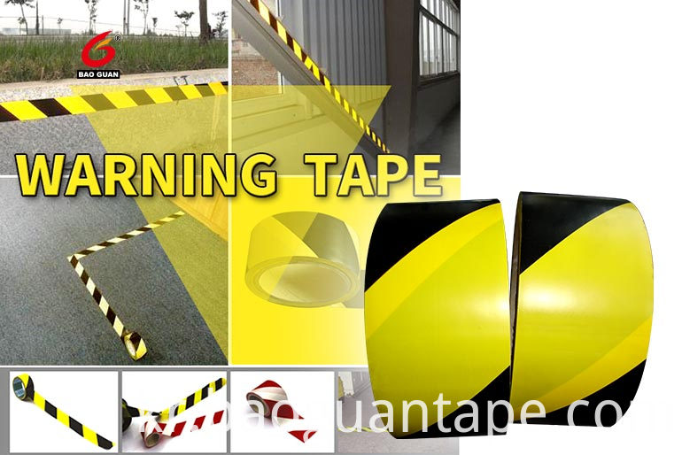 warnig tape usage3