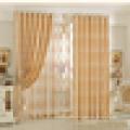 European style Jacquard pattern blackout curtain fabric