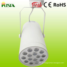 Iluminação de pista LED populares para loja de roupas