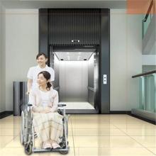 Ascenseur médical de patient âgé handicapé de grand fauteuil roulant