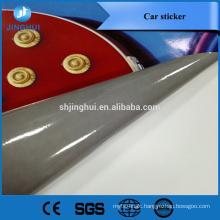 Hot selling New Grey inkjet PVC self adhesive vinyl film