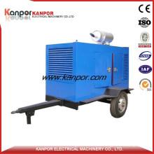 Yanmar 30kw 37.5kVA (32kw 40kVA) Portable Diesel Generator