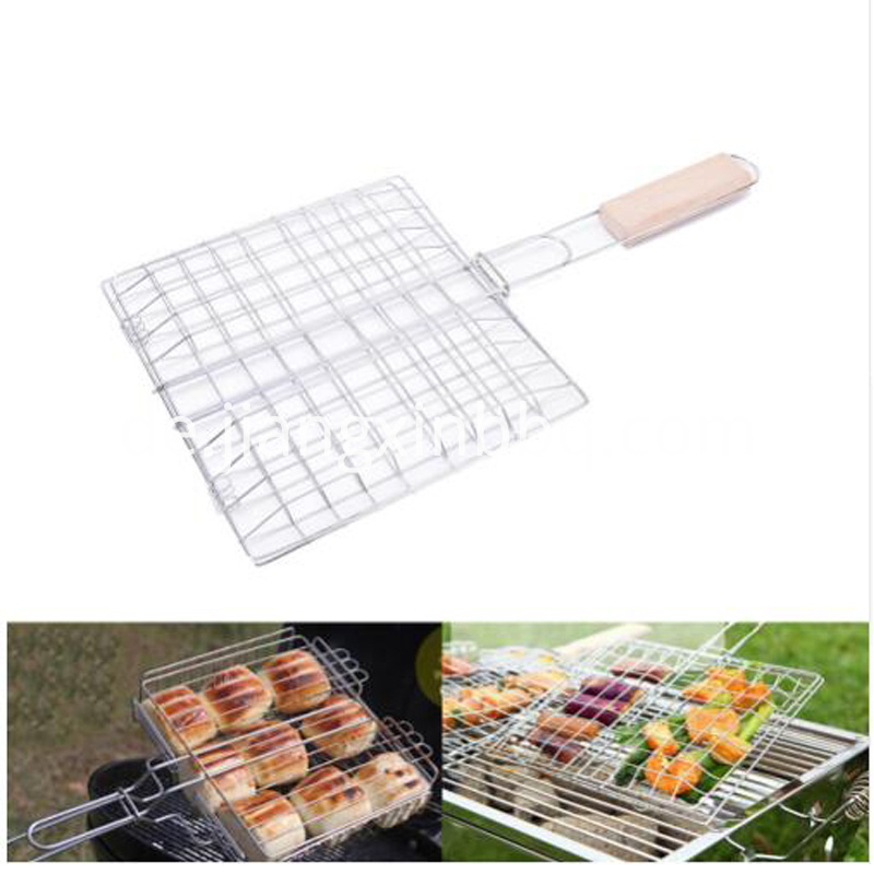 Grilling Multi Use Basket Flipper