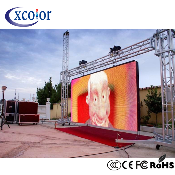 Outdoor Led Display Panel