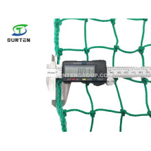Green/Green Olive HDPE Container Net, Fall Arrest Net, Construction Safety Catch Net, Anti-Falling Net, Harvest Netting Protecting From Fruit Falling