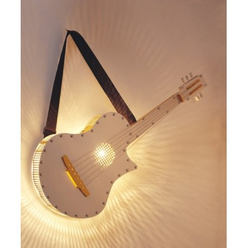 Lámpara de pared caliente de la guitarra de la venta (MB5068-2-220V)