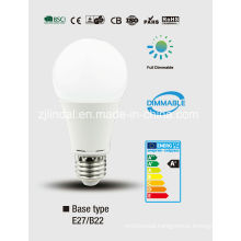 Dimmable LED Bulb A60-Sbly