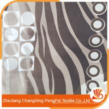 Tissu à rayures imprimées en cire super réelle avec une qualité élevée