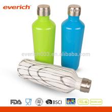 Everich Nuevos productos, frasco de vacío de alto grado con tapa de metal