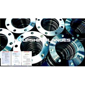 Sejuk Galv. Flange Threaded DIN2566 PN16