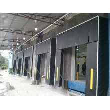 Mechanical Retractable Loading Dock Shelter
