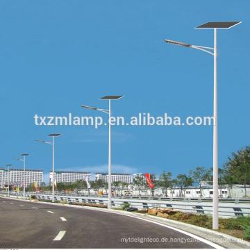 neues angekommenes YANGZHOU energiesparendes Solarenergie-Straßenlaterne mit geführtem Straßenlaternekopf