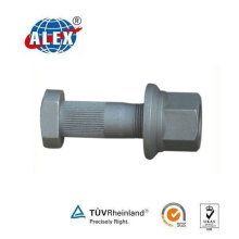 GM Auto Wheel Hub Bolt with HDG Surface (Auto bolt)