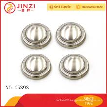Zinc alloy high quality stylish handbags rivets and studs on sale