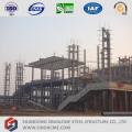 Vorfabrizierte Stahlstruktur-Ausstellungshalle