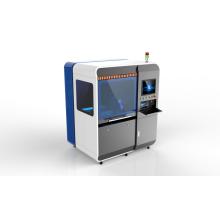 Corte a laser de arquitetura e modelos