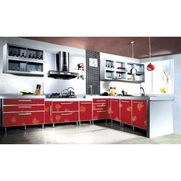 Moderne Acryl Demet Küche Kabinett