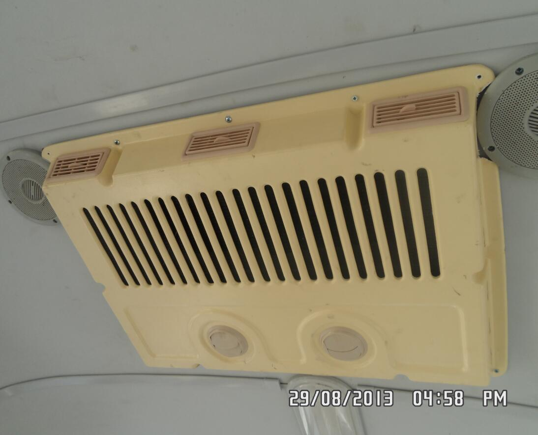 small van air conditioner