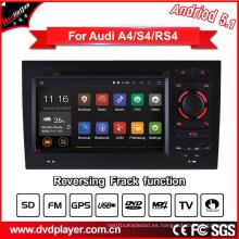 Android 4.4.4 Estéreo de coche para Audi A4 S4 GPS Player