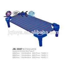 2016 пластиковая дешевая детская кровать для детей