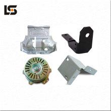 Custom Services Works Fábrica de chapa metálica de aço inoxidável de alumínio pequeno
