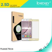 Цена от производителя высокое качество полный охват 0,26 мм протектор экрана для Huawei Nova
