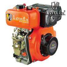 Moteur diesel professionnel du démarrage manuel 10HP 186fa de rendement élevé