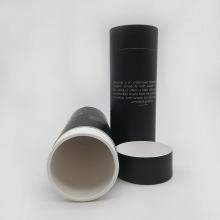 Caja de regalo circular redonda de cartón embalaje para ropa interior