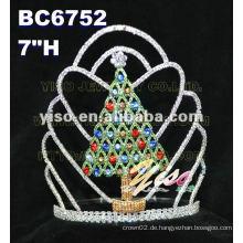 Weihnachtsbaum tiara