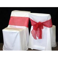 Полиэстер толщиной 200GSM банкетные Чехлы на стулья для свадьбы banquet отель / морщин и пятно устойчивостью
