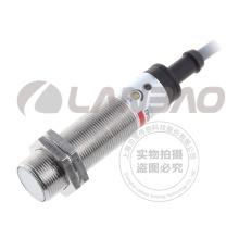 Lanbao Sensor de Proximidade Capacitivo Switch Fluxo Cr18 DC 3-Wire