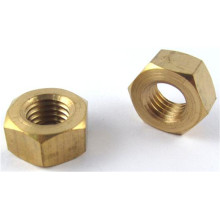 Hex Nut Jam Nut Hexagonal Coupling Nut