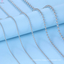 Factory Price 925 Sterling Thin Silver Chains For Women