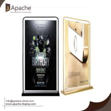 Door-Style Poster Stand For Outdoor Displays