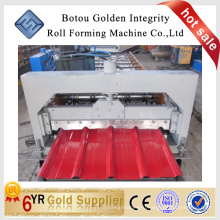 HOT SALE!!!metal roof tile roll forming press machine
