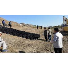 HDPE Geocell for Roadbed, Slope, Construção