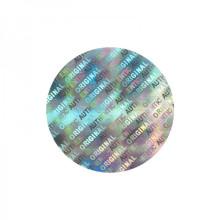 Großhandel benutzerdefinierte Vinyl Hologramm Aufkleber Label