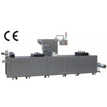 Máquina embaladora a vácuo Dlz-460 totalmente automática e contínua