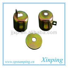 metal cups plating color zinc