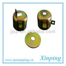 Copo de metal chapeamento de cor de zinco