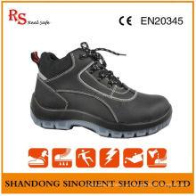 Sapato de segurança de aço inoxidável para homens RS001