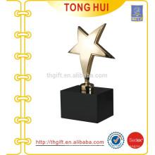 Metal Star Gold Sport Auszeichnung Trophäen Tassen
