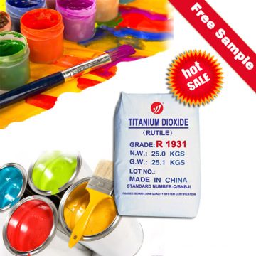 Industrial Grade Titanium Dioxide / TiO2 Pigment