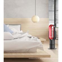 Ventilador elétrico portátil do calefator de tabela do ar de Liangshifu com controlo a distância infravermelho de 5 medidores 2100 watts