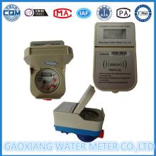 Contador de água pré-pago com cartão IC sem contato (DN15mm)