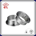 Ss304 Sanitary Stainless Steel Tri Clamp Pipe Ferrule
