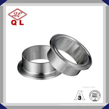 3A SMS DIN Нержавеющая сталь Санитарно-трубная арматура для труб Tri Clamp Ferrule